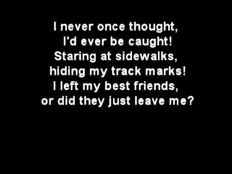 billy talent - fallen leaves - lyrics.mp4