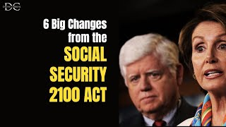Social Security 2100 Act: Reform in 2019!?! | Devin Carroll