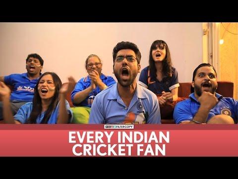 Every Indian Cricket Fan