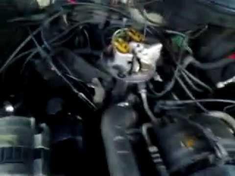 1988 Chevy S 10 Blazer Vacuum Issues Youtube