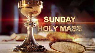 Sunday Holy Mass  English  - Live  ( 01-8-2021 )