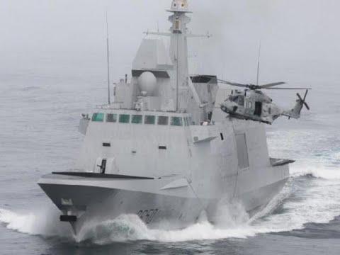 ВКС России снова побрили флот коалиции у Сирии