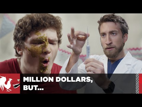 Million Dollars, But... Achievement Hunter Animal Attack | Rooster Teeth