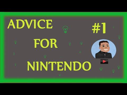Advice For Nintendo | Go Retro | Part 1