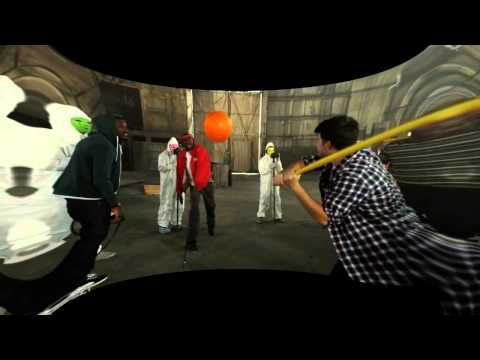 Chiddy Bang - Mind Your Manners feat. Icona Pop (Official Music Video) Original