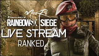 《LIVE》《GIRL》Rainbow Six Siege | Ranked | short live stream 《PS4》♡