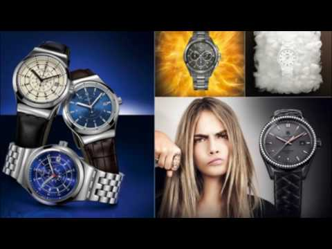 Какие модные часы в 2017