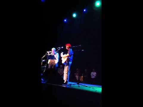 Nic Jones concert SBC 28052011 Nic - Thanksgiving Nic and Joe - Rue the Day