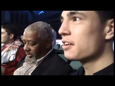 Sam Watson on dusty harrison 14-0 8 KOs  EsNews Boxing
