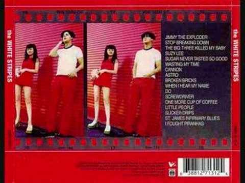 White Stripes - Screwdriver