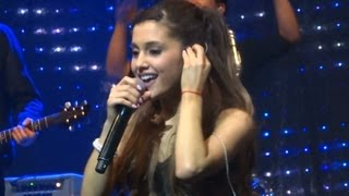 "Ariana Grande - ""Better Left Unsaid"" (Live in Los Angeles 9-9-13)"