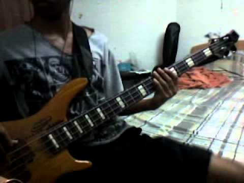 CAT In The Mood - เพลงลูกกรุง (Bass Cover By REZNOOT)