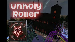 Unholy Roller by CC - in brief - Second Life rides