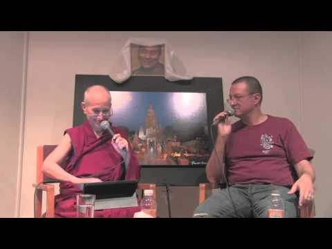 07 Working with Anger and Developing Fortitude 04-21-15