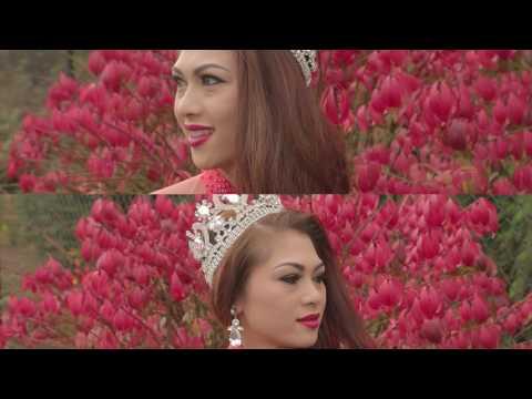 Mrs Vietnam Globe Pham Thien Trang in Seattle 2016