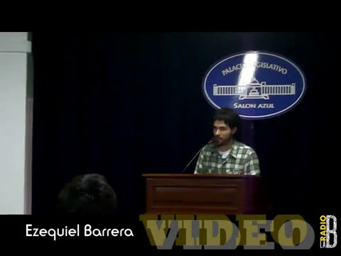 Ezequiel Barrera - Audiencias Públicas San Luis - Aborto No Punible