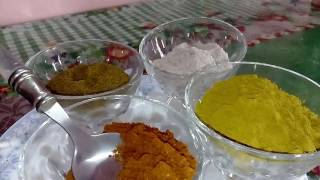 চটপটির মসলা/Chat Masala