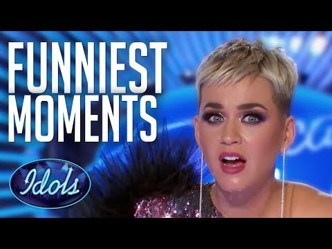 Download FUNNIEST Auditions and Moments on American Idol 2018! | Idols Global Mp4 baru