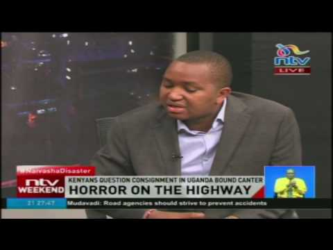 Transport PS says nobody to blame for the Naivasha accident