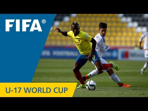 Highlights: Ecuador v. Mexico - FIFA U17 World Cup Chile 2015