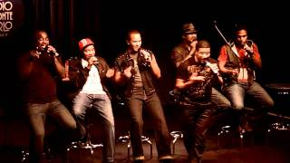 Take 6 - Seven Steps to Heaven Live at Blue Note Milan