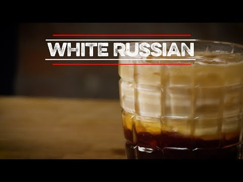 How to Drink: White Russian