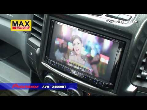 Ford Ranger Wildtrak 2013 With Pioneer AVH X8550BT