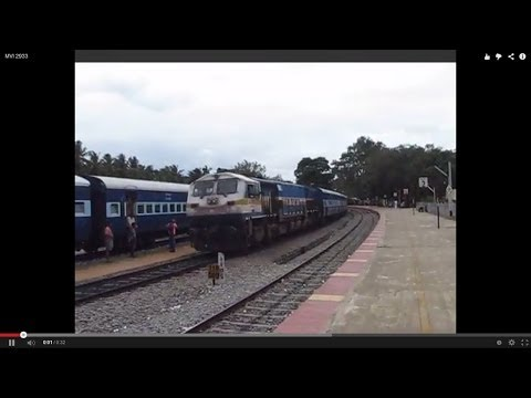 Wdp-4b Monster Curves Through Pandavapura With The King (tippu)! video