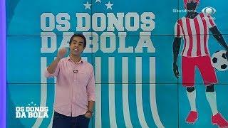 Os Donos da Bola Rio 15-05-19 - Íntegra