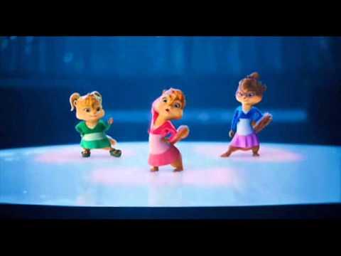 danza kuduro - alvin y las ardillas ( don omar y daddy yankee )