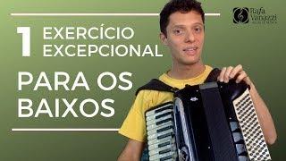 1 EXERCÍCIO EXCEPCIONAL PARA OS BAIXOS | #auladesanfona #auladeacordeon