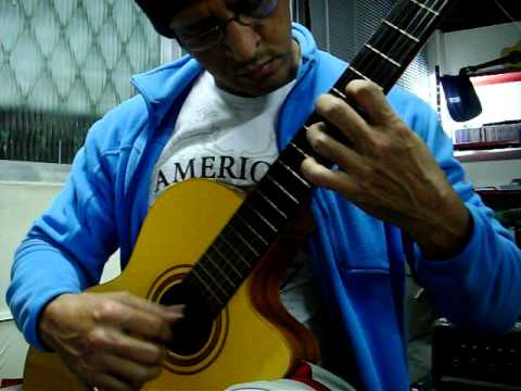 Dionisio Aguado - Etude N 16 Metodo De Guitarra Part 1