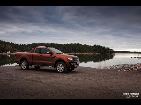 Ford Ranger road trip - part 2
