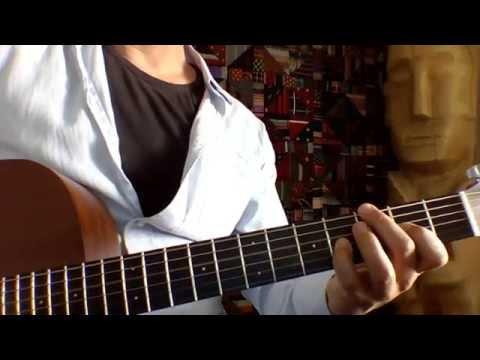 Led Zeppelin - The Rain Song Standard Tuning Arrangement