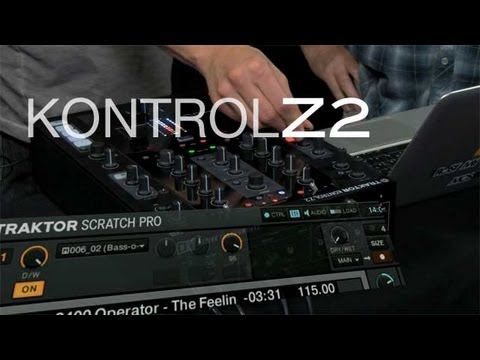 Traktor KONTROL Z2 First Look