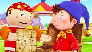Noddy In Toyland | Playtime Pirates | Noddy English Full Episodes | Cartoon for Kids