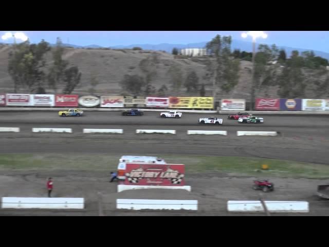 Bakersfield Speedway HEATS 9-7-13