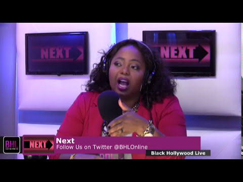 Cocoa Brown Interview - Black Hollywood Live's Next