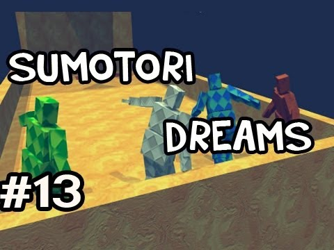 Sumotori Dreams MODS w/Nova Ep.13 - THE OBSTACLE COURSE
