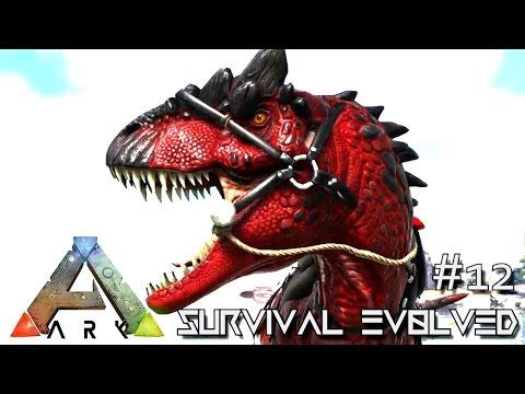 ARK: SURVIVAL EVOLVED - NEW ALPHA BRONTO & ALLOSAURUS TAMING !!! E12 (ARK ANNUNAKI EXTINCTION CORE)