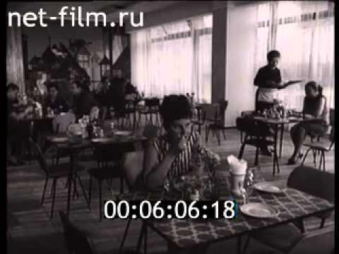 Фильм о Зеленограде 1968 года