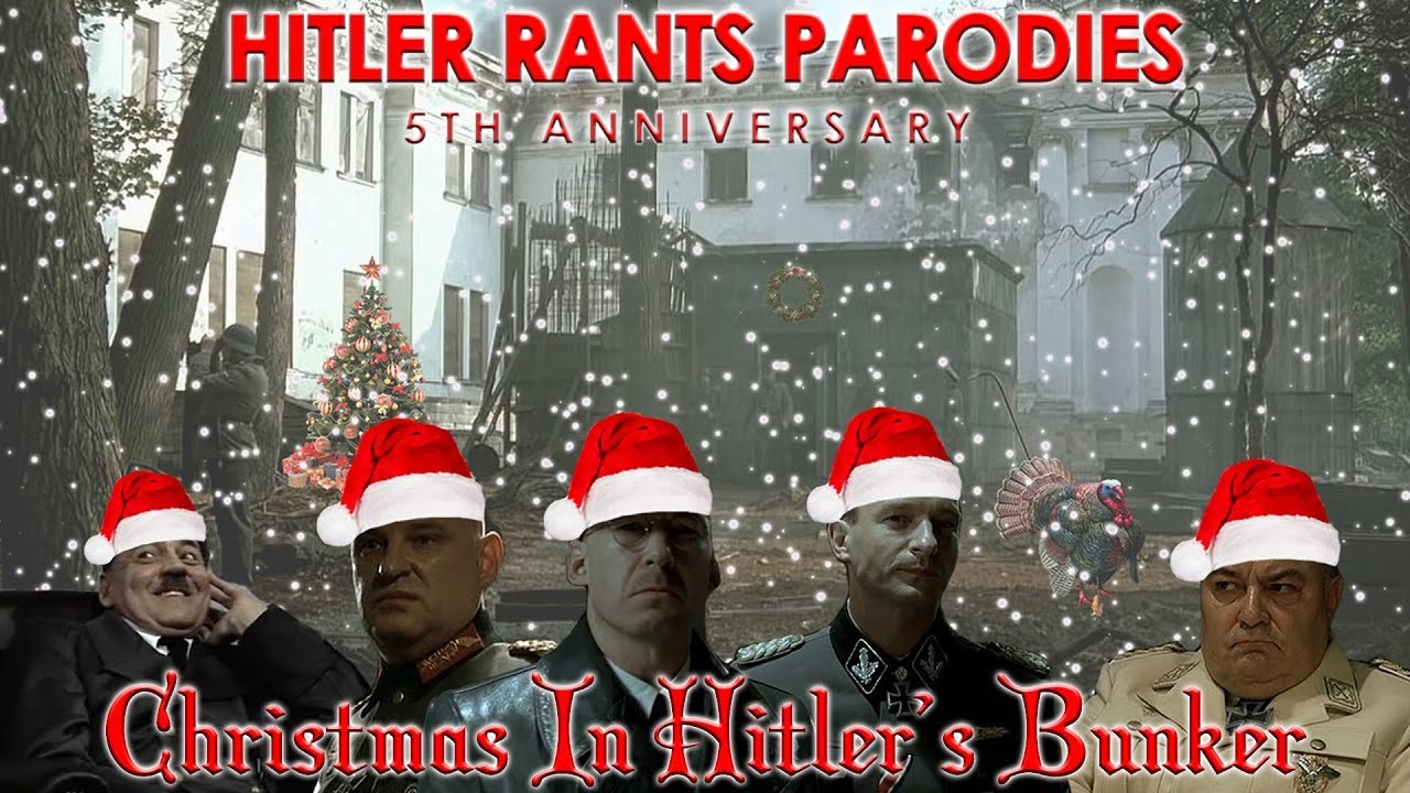 Christmas in Hitler's Bunker: Episode III