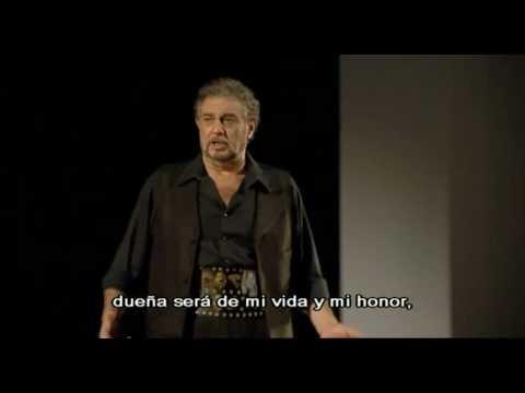 Placido Domingo - Luche la fe por el triunfo (Luisa Fernanda - 2006)