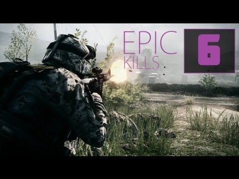 Battlefield 3 | Epic Kills | Ep. 6!