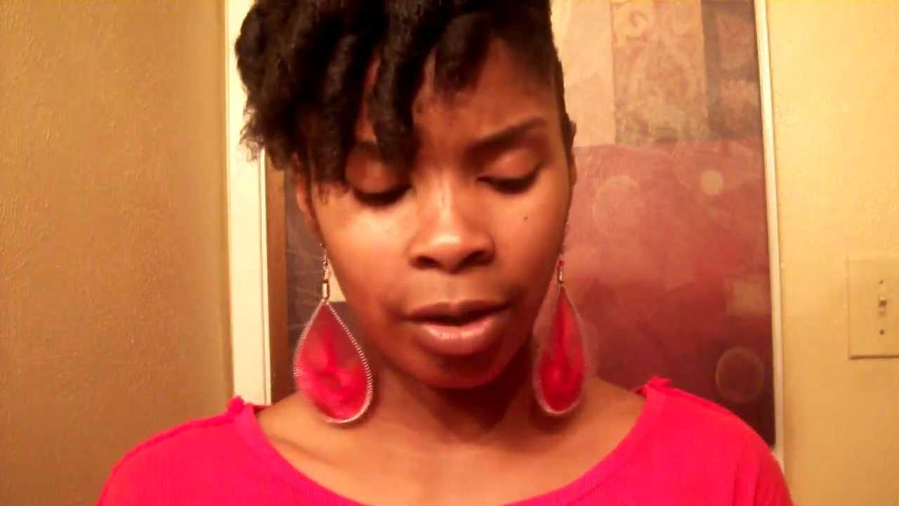 Curlformers on Short Natural Hair 4c Curlformers on Natural Hair
