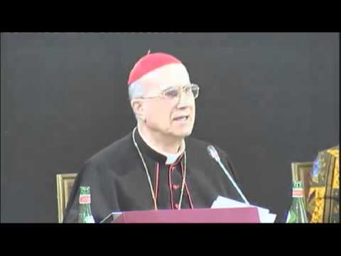 Intervento di S.E. Card. Tarcisio Bertone alla 8a conferenza DREAM sull'Aids - Sant'Egidio
