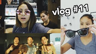 Glasses, Shades and a Casey Neistat Vlog (+ another giveaway?!) | Hannah Kathleen | Vlog #11