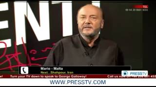 Comment with George Galloway: EU imposes asset freeze on Ukrainians