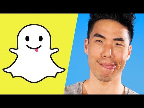 Adults Try Snapchat For The First Time