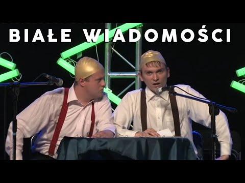 Kabaret Czesuaf - Białe Wiadomości